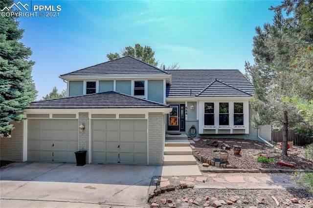 544 Anaconda Drive, Colorado Springs, CO 80919 (#4605109) :: Venterra Real Estate LLC