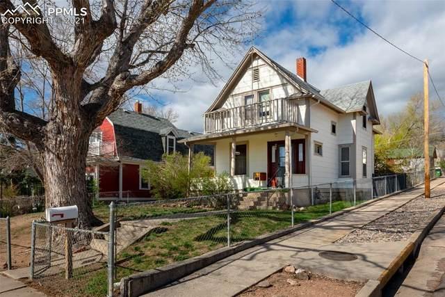 234 N Chestnut Street, Colorado Springs, CO 80905 (#4647752) :: The Dixon Group
