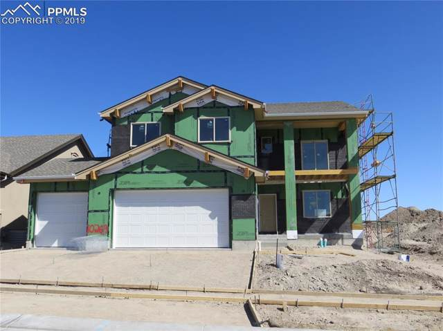 10269 Ravenclaw Drive, Colorado Springs, CO 80924 (#4654932) :: The Hunstiger Team