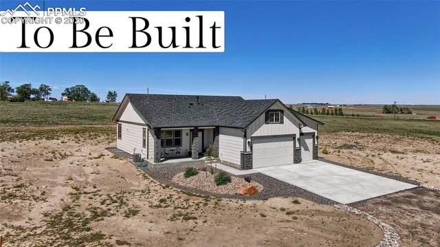 20079 Silverado Hill Loop, Colorado Springs, CO 80928 (#4656785) :: Finch & Gable Real Estate Co.