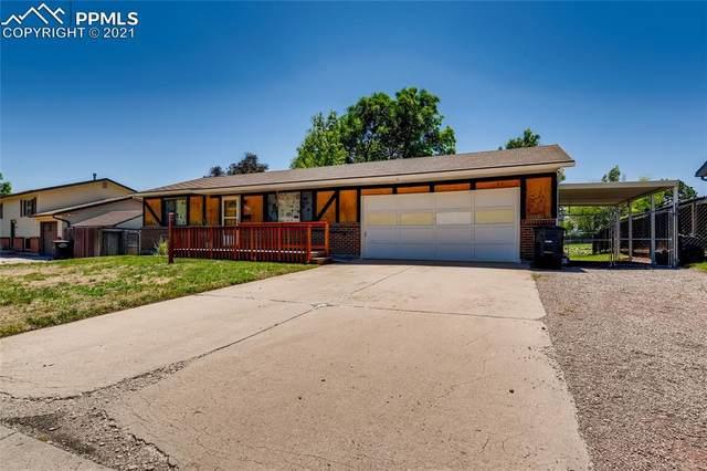 5340 El Camino Drive, Colorado Springs, CO 80918 (#4669540) :: Re/Max Structure