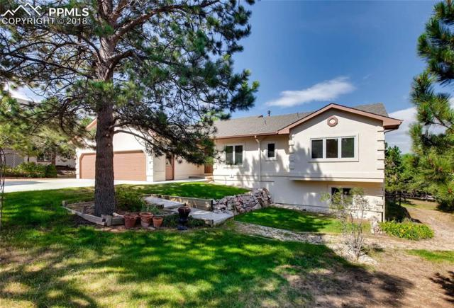 19960 Doewood Drive, Monument, CO 80132 (#4678763) :: The Hunstiger Team