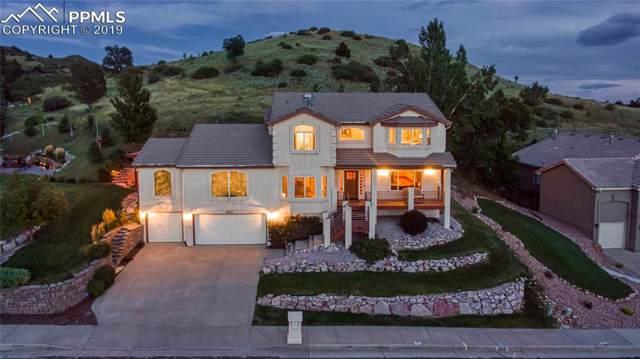 3325 Muirfield Drive, Colorado Springs, CO 80907 (#4698505) :: Jason Daniels & Associates at RE/MAX Millennium