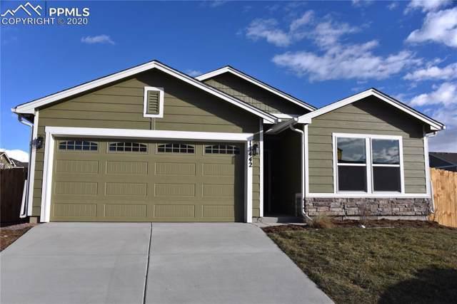 11442 Moonrock Heights, Peyton, CO 80831 (#4703491) :: The Kibler Group
