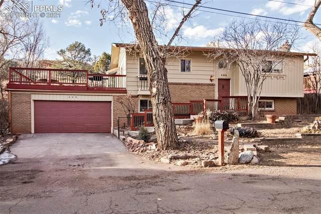 406 Laurel Street, Colorado Springs, CO 80904 (#4705439) :: Finch & Gable Real Estate Co.