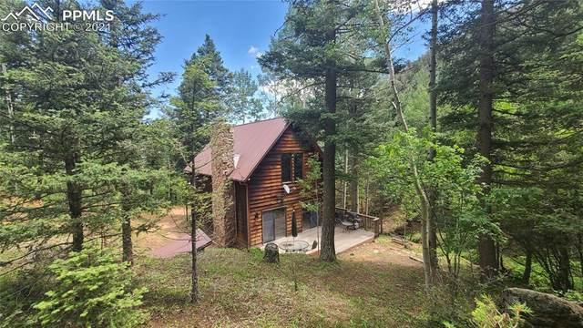 6080 Big Horn Road, Manitou Springs, CO 80829 (#4741260) :: Dream Big Home Team   Keller Williams