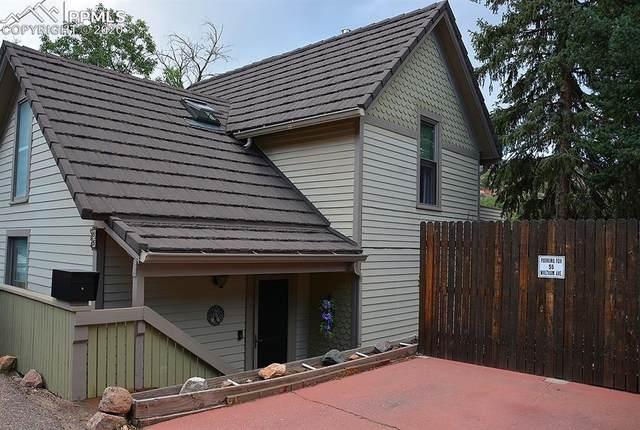 55 Waltham Avenue, Manitou Springs, CO 80829 (#4744406) :: The Scott Futa Home Team