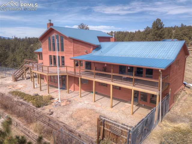 1053 Circle Drive, Florissant, CO 80816 (#4774378) :: The Kibler Group