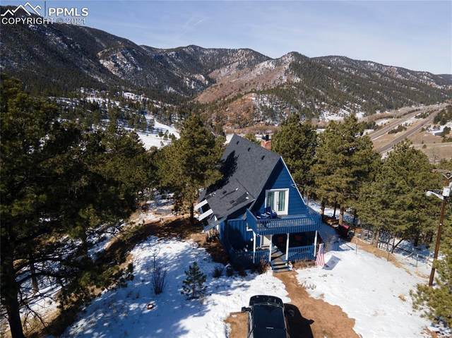 7186 Skyline Circle, Green Mountain Falls, CO 80819 (#4793254) :: The Gold Medal Team with RE/MAX Properties, Inc