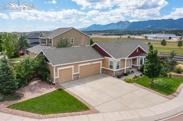 16770 Elk Valley Trail, Monument, CO 80132 (#4795863) :: Action Team Realty