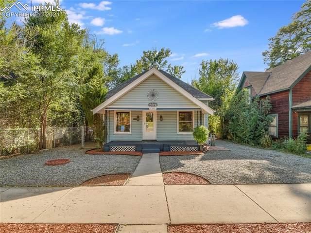 1317 W Kiowa Street, Colorado Springs, CO 80904 (#4818427) :: Finch & Gable Real Estate Co.