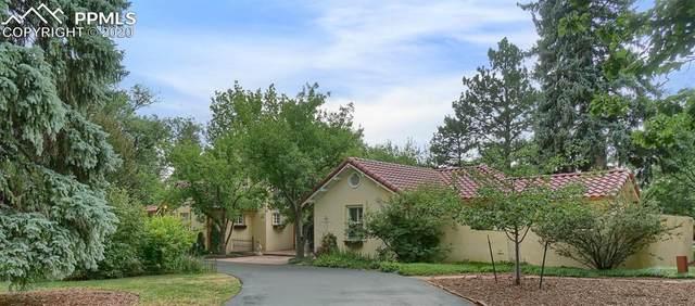 27 Broadmoor Avenue, Colorado Springs, CO 80906 (#4821620) :: Finch & Gable Real Estate Co.