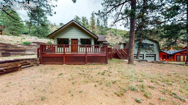 11360 Belvidere Avenue, Green Mountain Falls, CO 80819 (#4829577) :: Tommy Daly Home Team