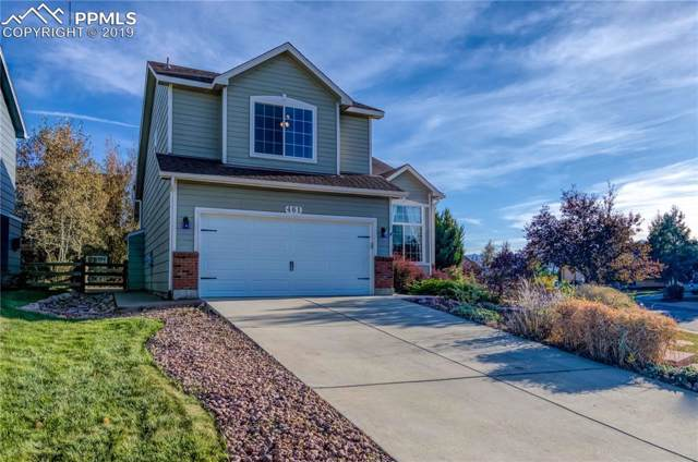 461 Oxbow Drive, Monument, CO 80132 (#4830478) :: CC Signature Group