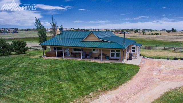13025 Falcon Highway, Peyton, CO 80831 (#4831547) :: Fisk Team, RE/MAX Properties, Inc.