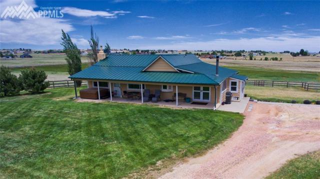 13025 Falcon Highway, Peyton, CO 80831 (#4831547) :: Colorado Home Finder Realty
