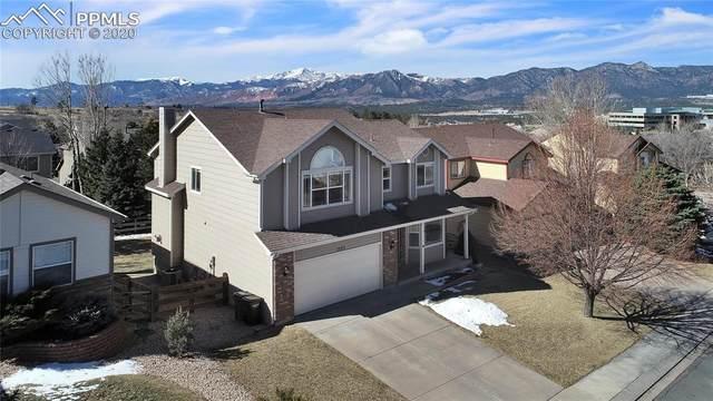 1223 Dream Lake Court, Colorado Springs, CO 80921 (#4835881) :: The Daniels Team