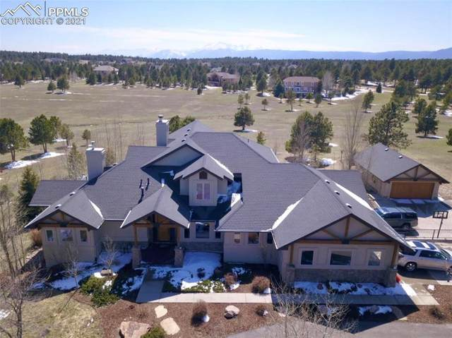 475 E Kings Deer Point, Monument, CO 80132 (#4853521) :: The Harling Team @ HomeSmart