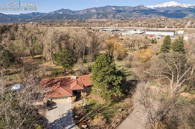 113 W Madison Street, Colorado Springs, CO 80907 (#4858491) :: The Kibler Group