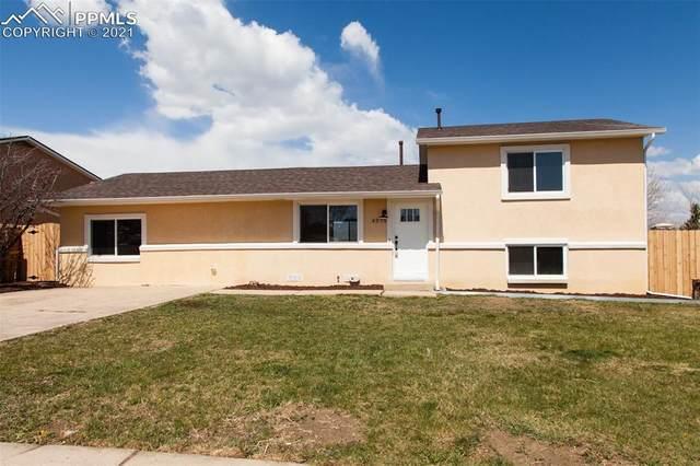 4375 S Millburn, Colorado Springs, CO 80906 (#4863259) :: The Harling Team @ HomeSmart