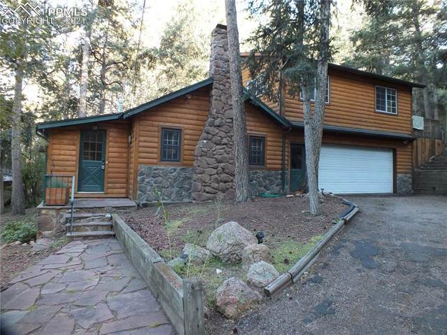 9405 Ute Road, Cascade, CO 80809 (#4874439) :: Tommy Daly Home Team