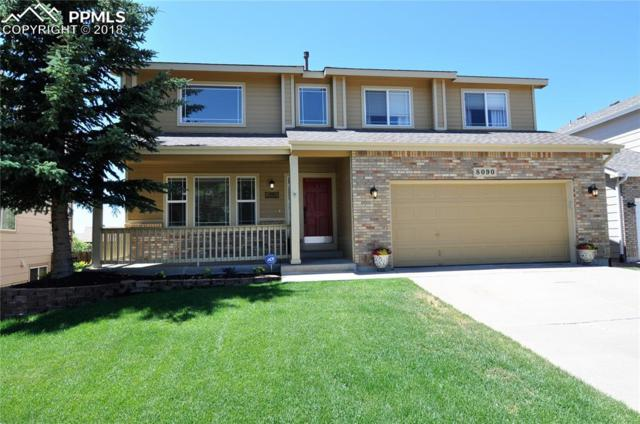 8090 Radcliff Drive, Colorado Springs, CO 80920 (#4885409) :: Colorado Home Finder Realty