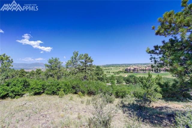 1755 Vine Cliff Heights, Colorado Springs, CO 80921 (#4904708) :: The Hunstiger Team