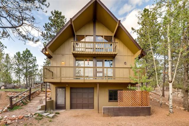 91 Alpine Road, Woodland Park, CO 80863 (#4933224) :: The Peak Properties Group