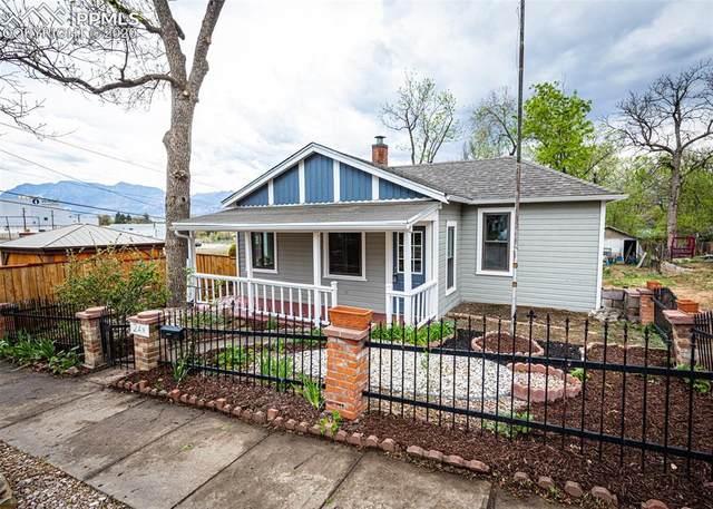 24 N Prospect Street, Colorado Springs, CO 80903 (#4938602) :: 8z Real Estate