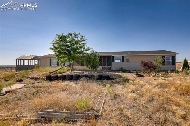 9505 Indian Village Heights, Fountain, CO 80817 (#4944238) :: The Hunstiger Team