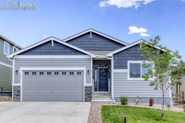 18473 Dunes Lake Lane, Monument, CO 80132 (#4950775) :: 8z Real Estate