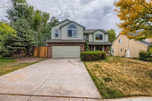 727 Beacon Ridge Drive, Colorado Springs, CO 80905 (#4953570) :: The Dixon Group