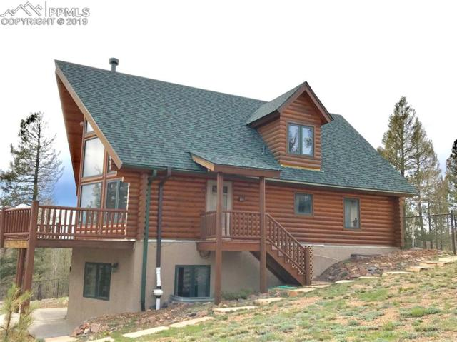 12 Bluebell Road, Woodland Park, CO 80863 (#4964126) :: The Treasure Davis Team