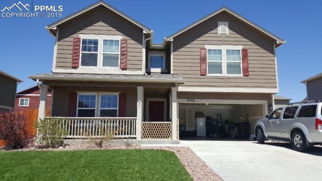 9576 Copper Canyon Lane, Colorado Springs, CO 80925 (#4967607) :: The Kibler Group
