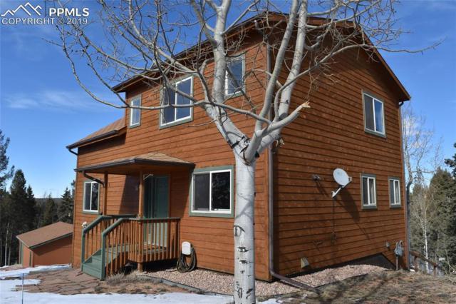 14 Cradle Lake Place, Divide, CO 80814 (#4988514) :: CC Signature Group