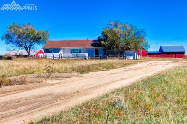 8670 County 149 Road, Matheson, CO 80830 (#4997979) :: 8z Real Estate