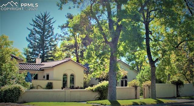 2107 N Cascade Avenue, Colorado Springs, CO 80907 (#5007884) :: The Dixon Group