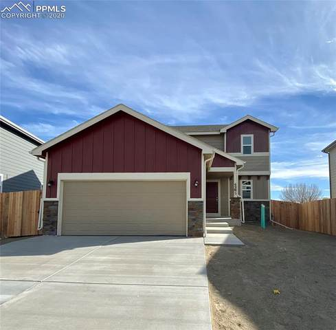6965 Winnicut Drive, Colorado Springs, CO 80925 (#5029661) :: The Kibler Group