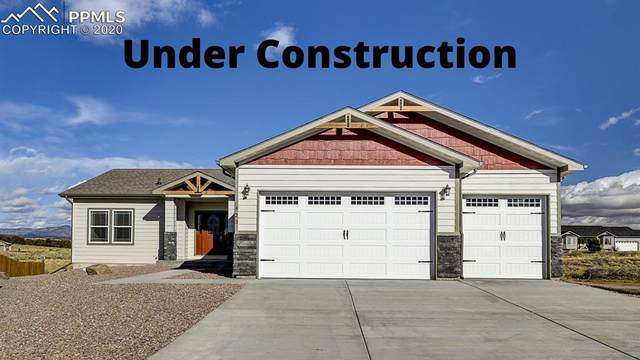 964 N Purcell Boulevard, Pueblo West, CO 81007 (#5031026) :: The Treasure Davis Team