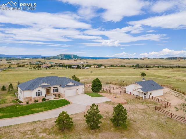 757 Glade Gulch Road, Castle Rock, CO 80104 (#5032309) :: 8z Real Estate
