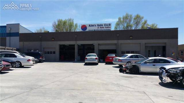 3715 E St Vrain Street, Colorado Springs, CO 80909 (#5063528) :: 8z Real Estate