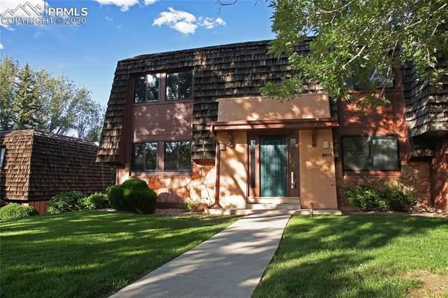 2953 Mesa Road A, Colorado Springs, CO 80904 (#5071157) :: The Daniels Team
