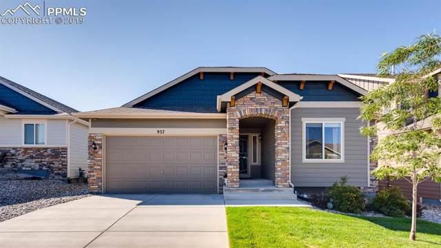 937 Salmon Pond Way, Colorado Springs, CO 80921 (#5073867) :: The Peak Properties Group