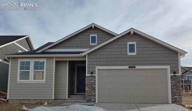6271 Lochside View, Colorado Springs, CO 80927 (#5079473) :: Action Team Realty