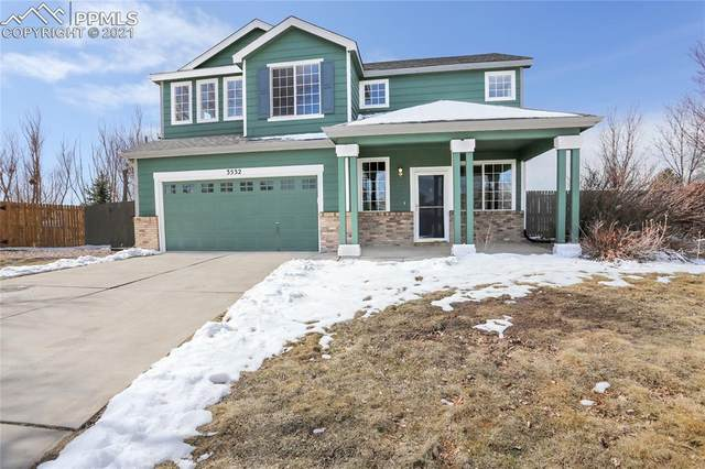3532 Bucking Bronco Court, Colorado Springs, CO 80922 (#5086007) :: Venterra Real Estate LLC