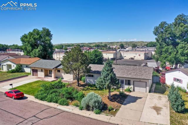 149 Norman Drive, Colorado Springs, CO 80911 (#5089986) :: The Daniels Team