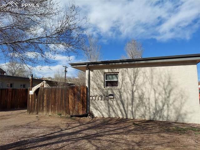 2416 W Vermijo Avenue, Colorado Springs, CO 80904 (#5105957) :: The Harling Team @ HomeSmart