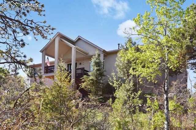 19850 W Top O The Moor Drive, Monument, CO 80132 (#5118742) :: HomeSmart