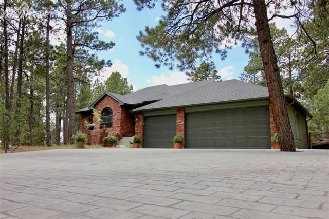 18690 St Andrews Drive, Monument, CO 80132 (#5129020) :: Fisk Team, RE/MAX Properties, Inc.