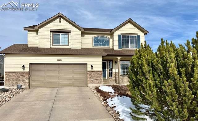 337 Talus Road, Monument, CO 80132 (#5131372) :: The Gold Medal Team with RE/MAX Properties, Inc
